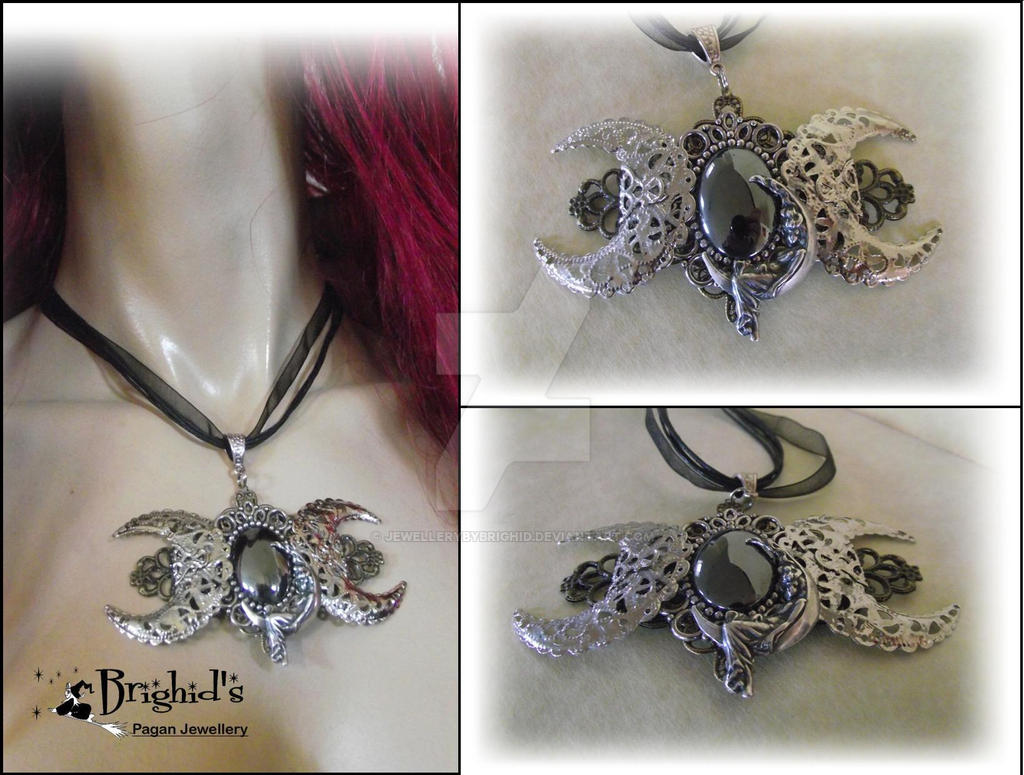 photo credit by renee her and hekate icons of talisman symbols fires hecate olson pendant