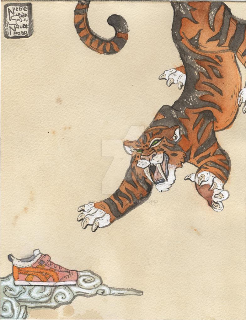 Onitsuka Tiger Ad By Albino Phoenix On Deviantart