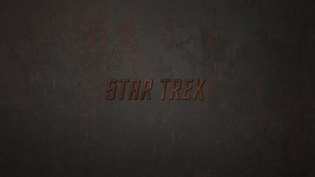 Star Trek Wallpaper 4k no7 - copper style