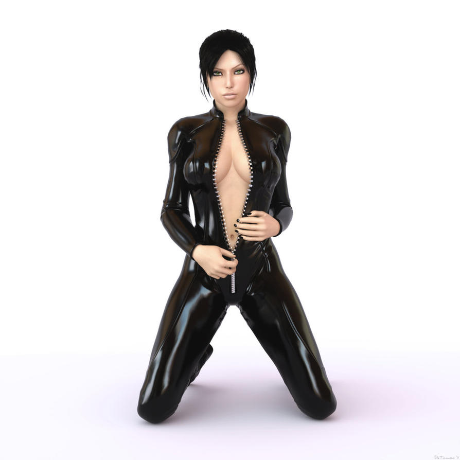 Sexy latex lara croft naked videos