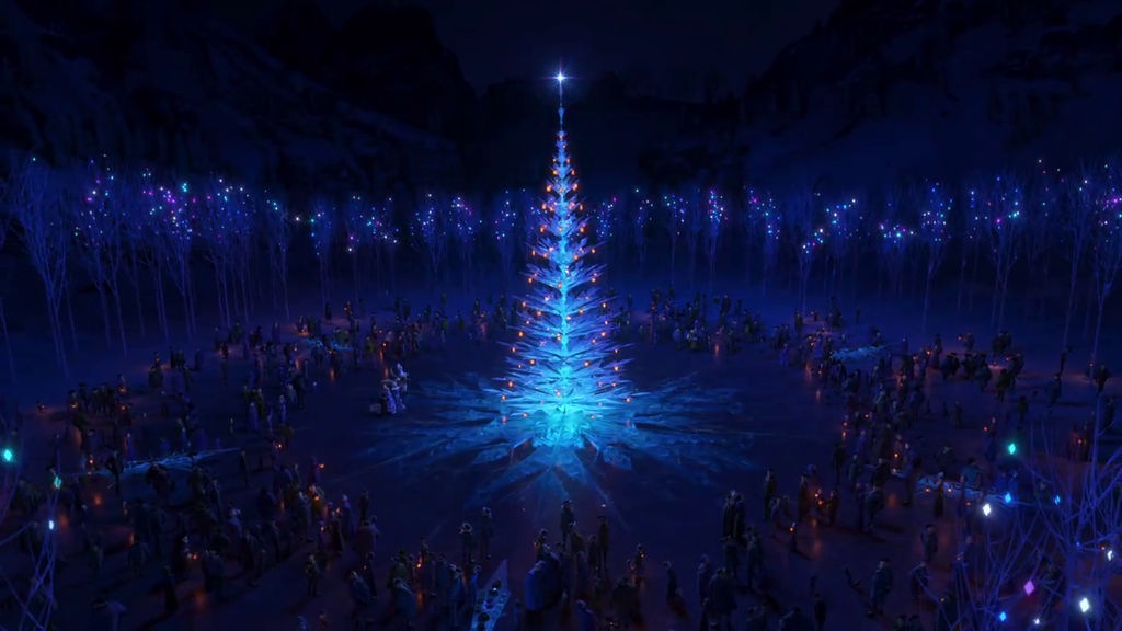 Olaf Christmas Trees.Olaf Frozen Adventure Frozen Christmas Tree By