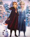 Disney Frozen 2 the full pictures