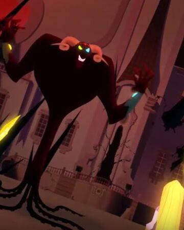 Tangled The Series Villain Character Zhan Tiri By Blueappleheart89 On Deviantart