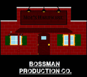 Old Bossman Production Co. Banners