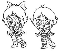 Ruby Gloom outfits