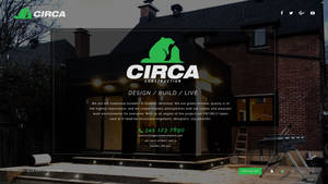 Circa Construction Home Page