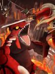 Attack on Legendary Pokemon