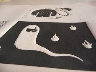 'Al reves' book prints_4 by beiko