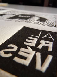 'Al reves' book prints_1 by beiko