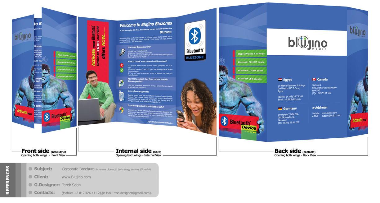 BluJino.Co - Tri fold Brochure Desgin by tariqsobh on ...