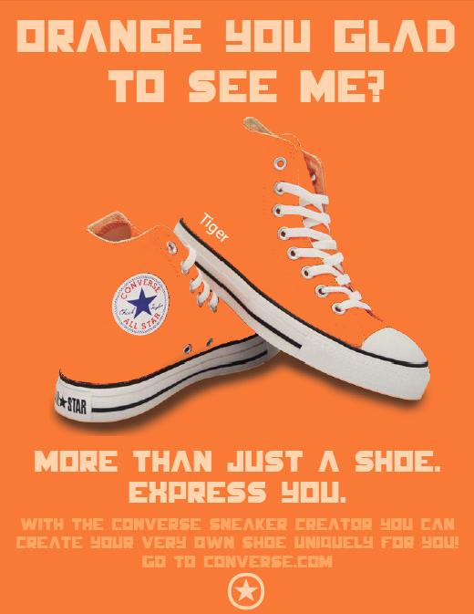 Converse Magazine Ad 1 by DashingDesign