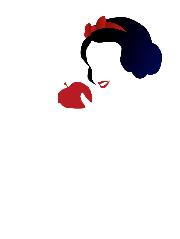 Printable Disney Silhouettes Disney Princess Silhouette