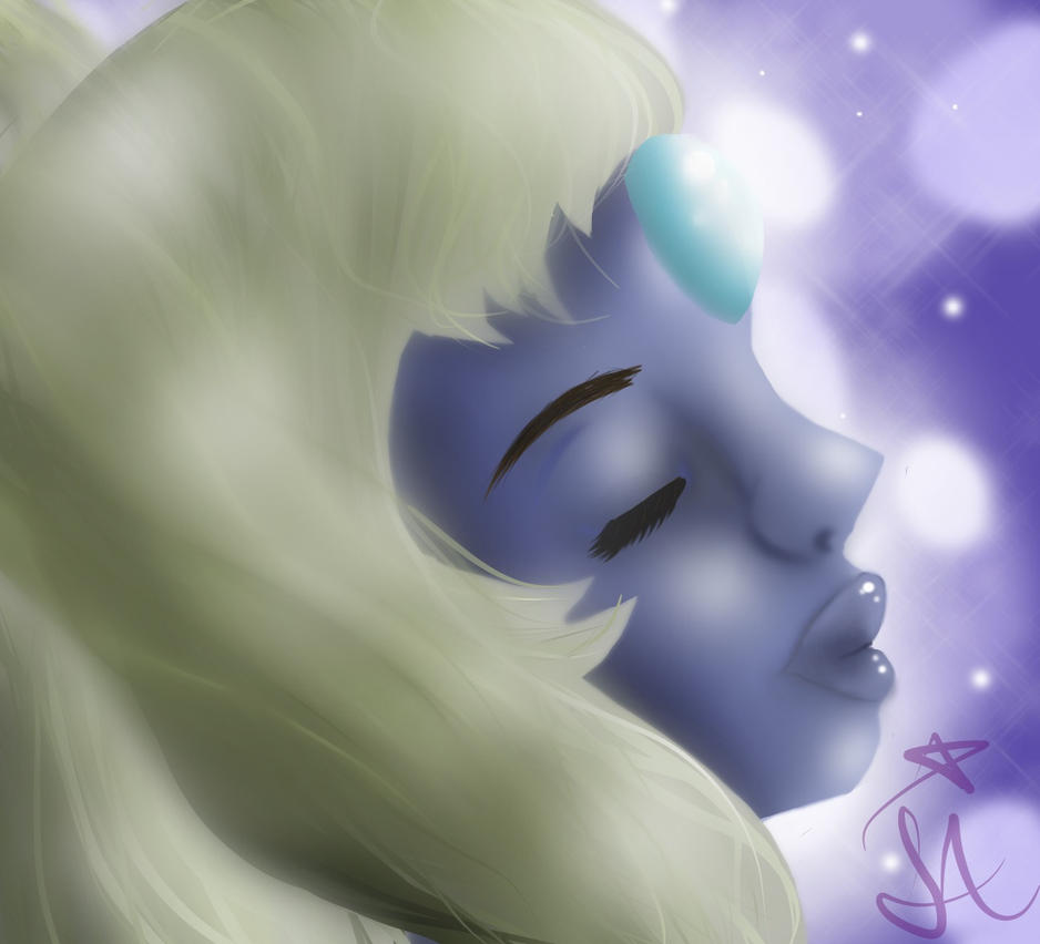 Opal gives Hopal by Stanote-Aria