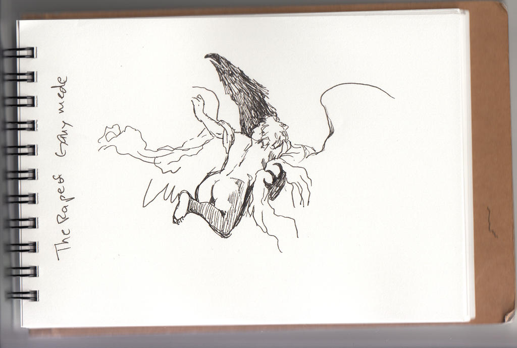 sketch LondonNatGal Rape by YumeSprite