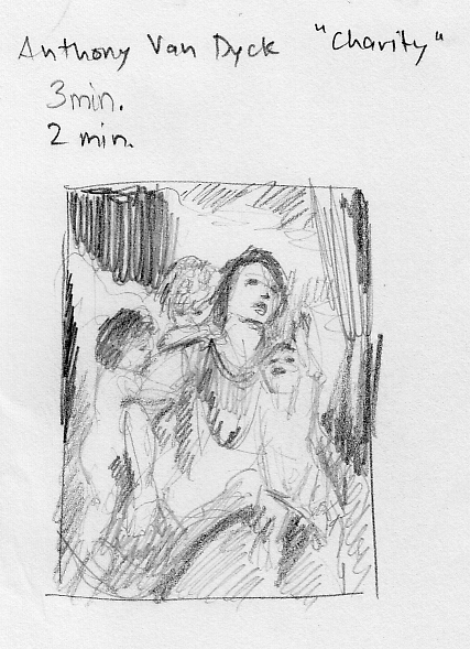 sketch LondonNatGal Mother by YumeSprite