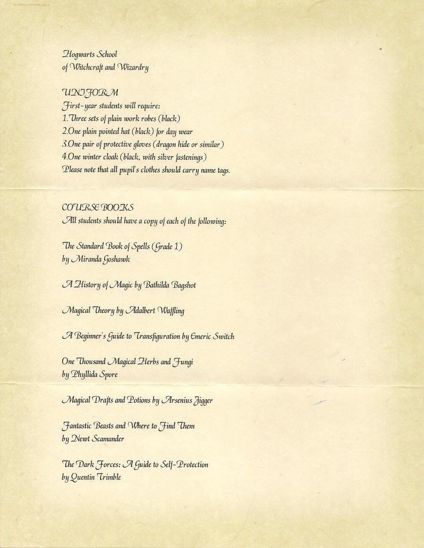 Hogwarts Acceptance Letter P2 by Javi3108 on DeviantArt – Hogwarts Acceptance Letter