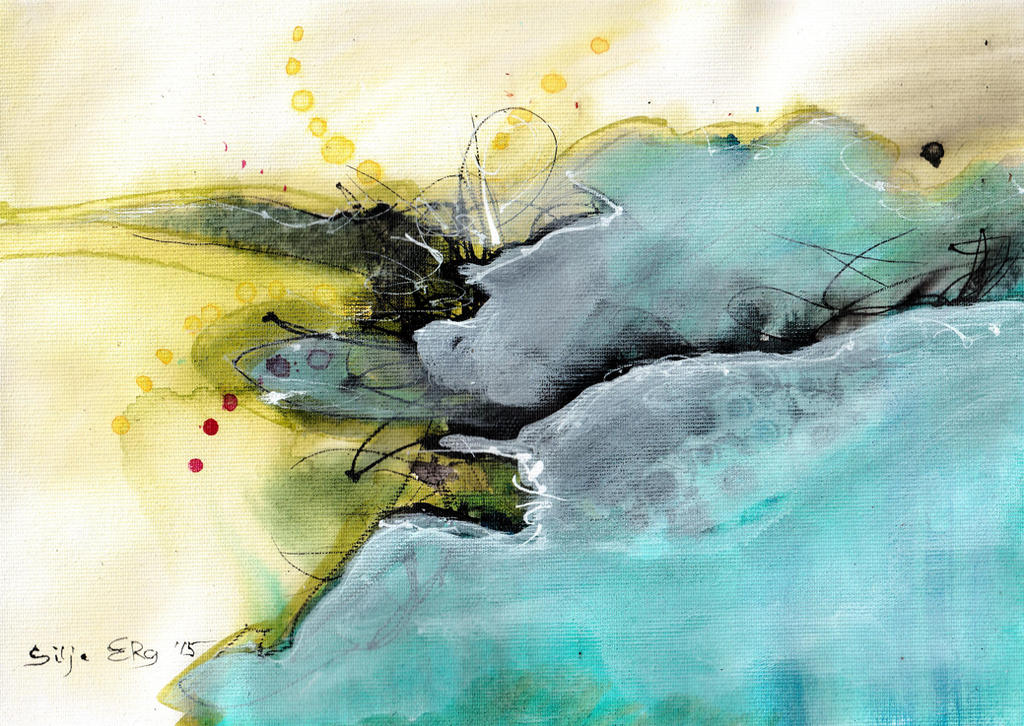 abstract ink painting by doodlewithgluegun on deviantart