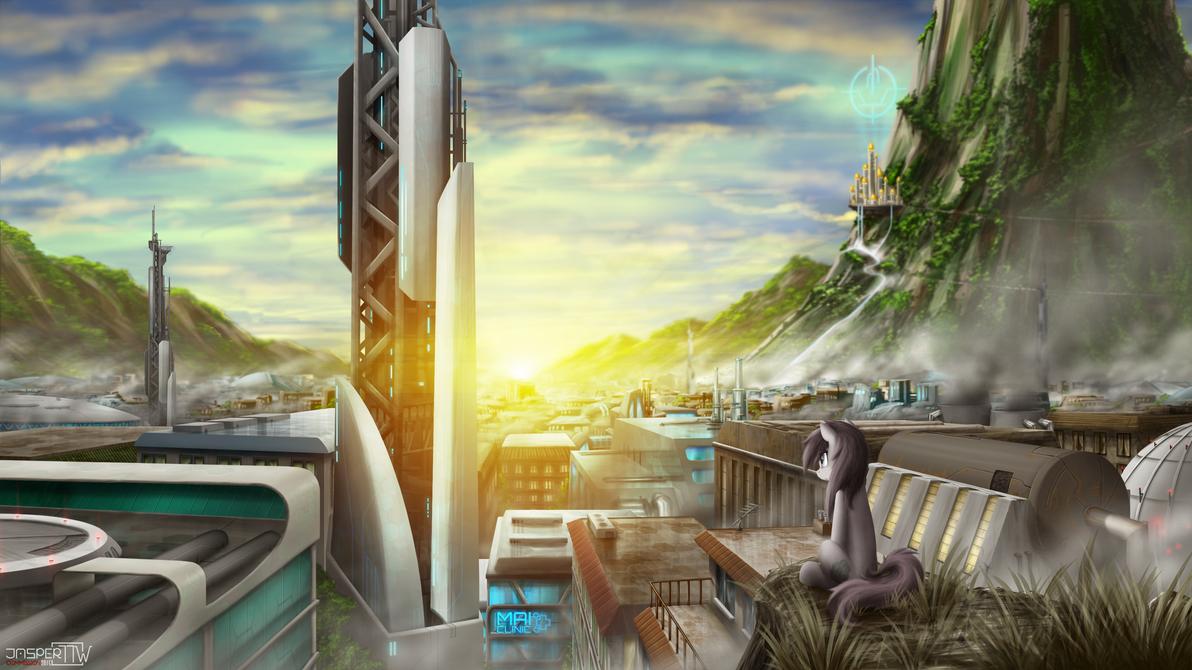 Commission: M.A.I. by Jasper77Wang