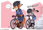 Try Everything: ZPD Bicycle Patrol