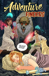 Adventure Finders #3! by RodEspinosa