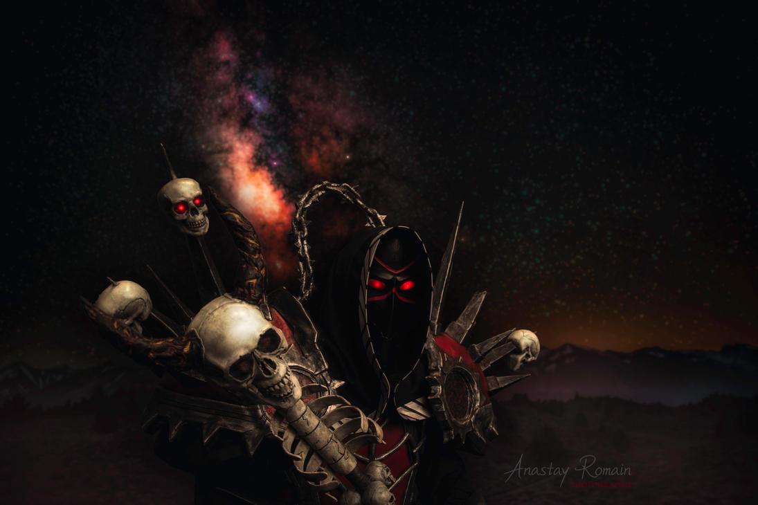 Merciless Warlock - Final #13 by Nalath-Cosplay