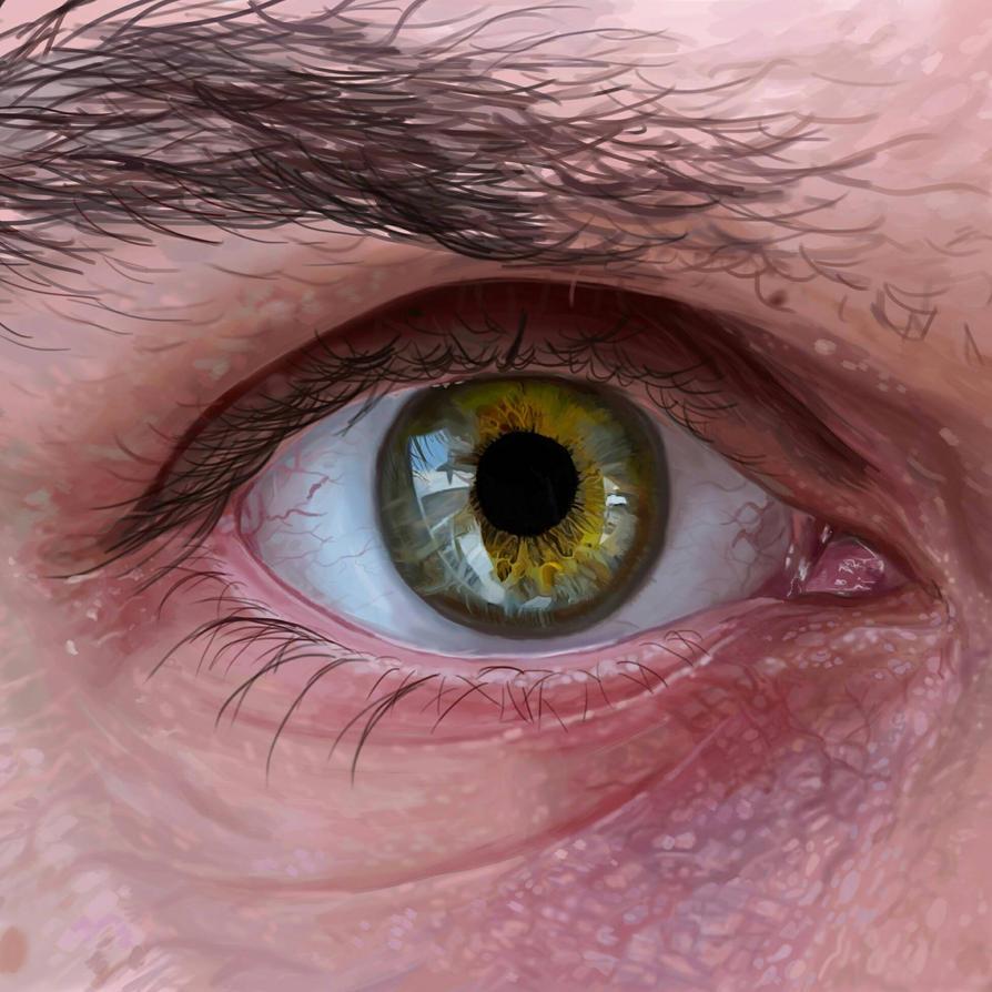 Eye of Dinotomic/AtomiccircuS by LonDiamond