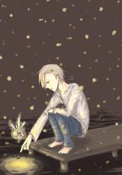 -Hetalia-Fireflies and Fairies by Na-NaNi-Ni