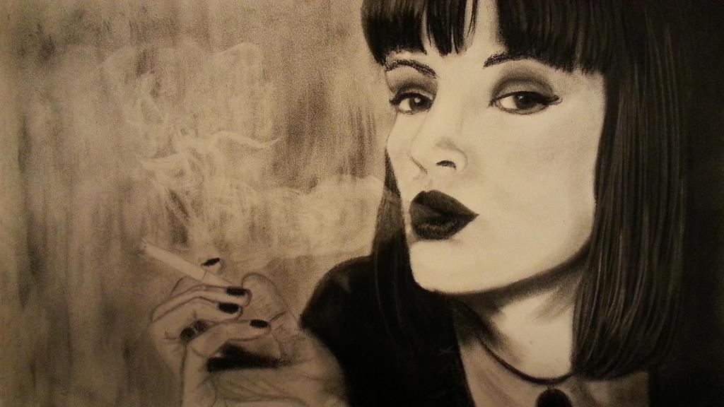 Blowin' Smoke by MadArtStudios