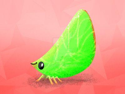 Leafhopper by RehanaKn
