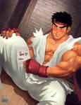 Ryu Fan-art