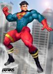 Hot Superboy