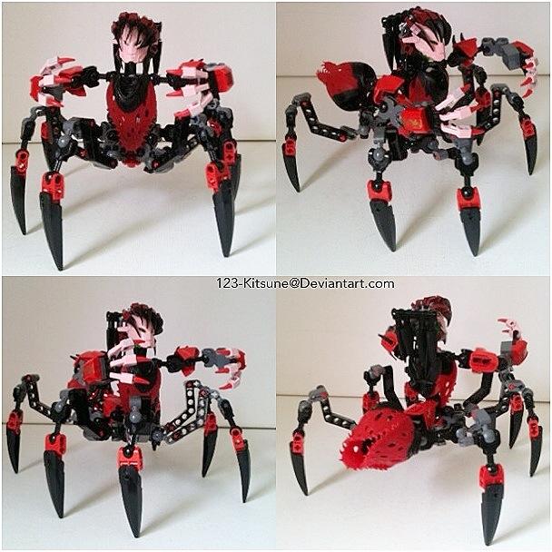 Arachne by 123-Kitsune