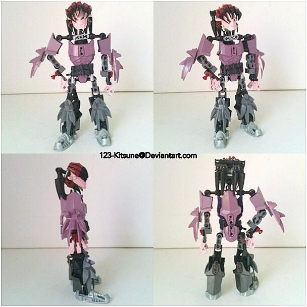 Arachne's Human Form by 123-Kitsune on DeviantArt