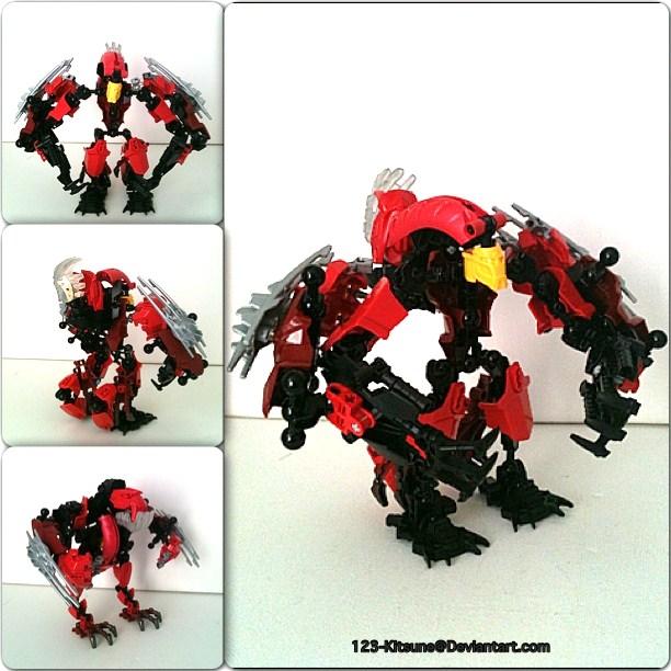 Bestial Brawler by 123-Kitsune