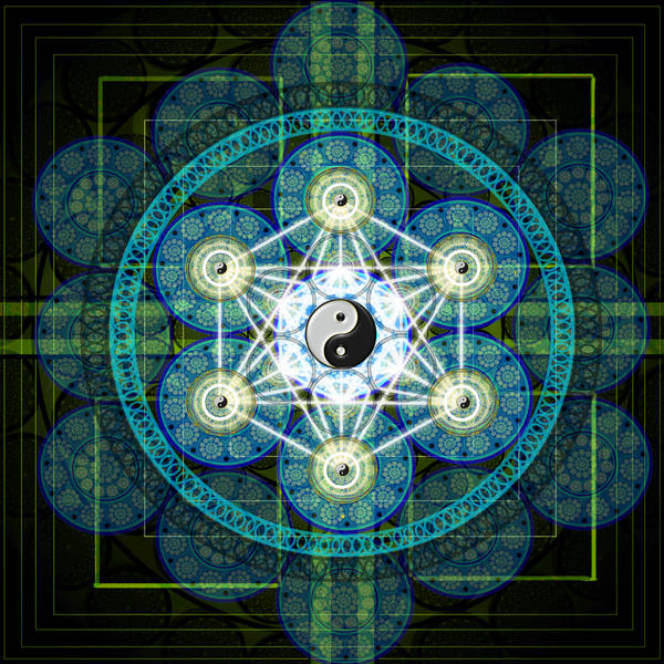 Sacred Geometry Art Sacred Geometry 2 by