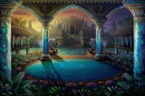 R.O.V: Final Background by ArtOfWarStudios