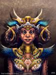Lunar Priestess