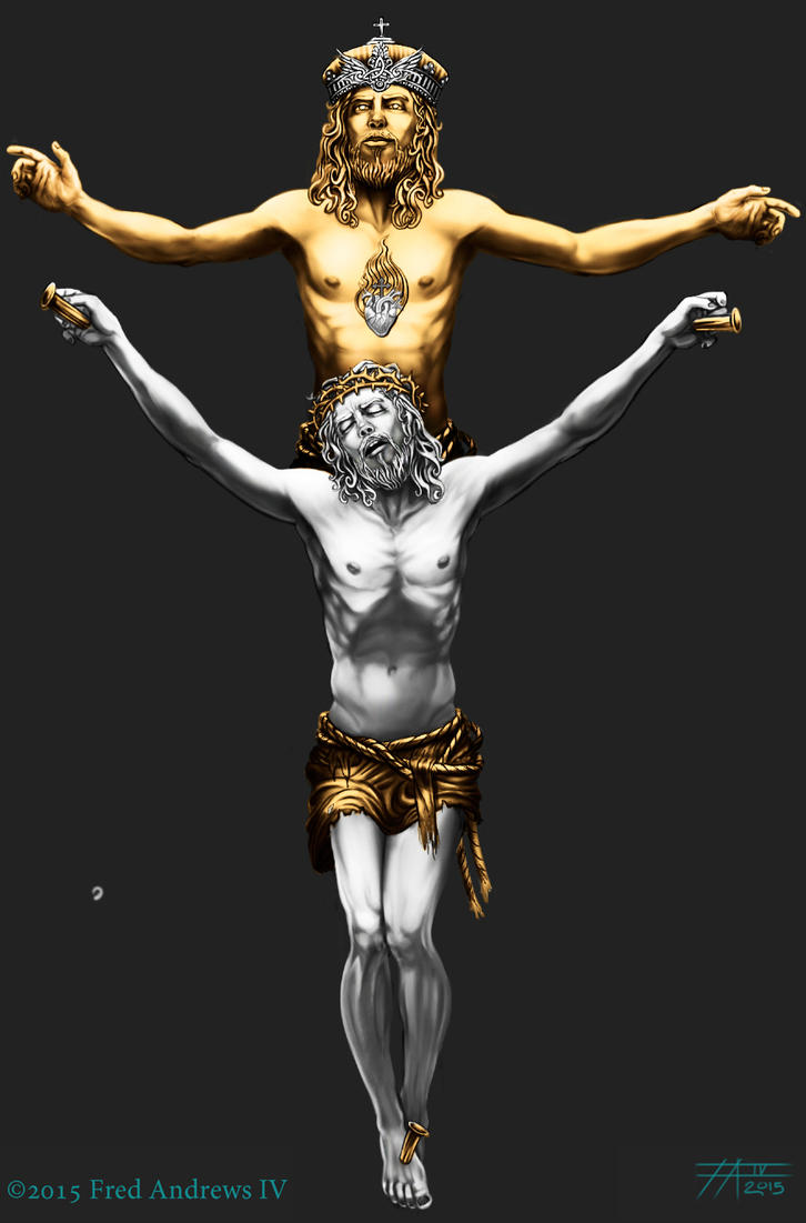 Christos progress by ArtOfWarStudios