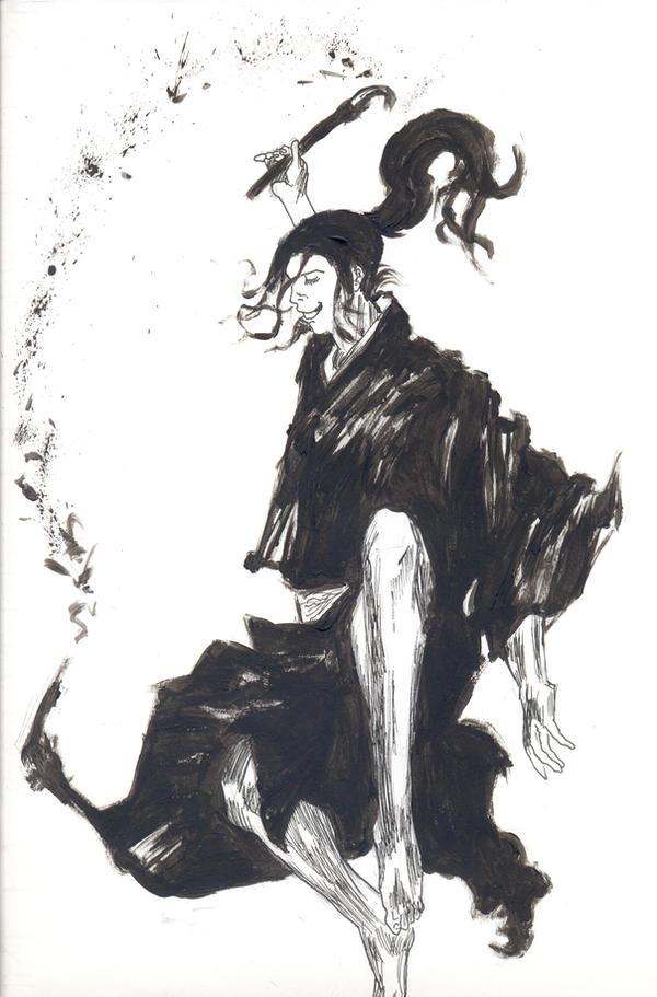 Kojiro Sasaki Vagabond By MusashiMyiamotoset