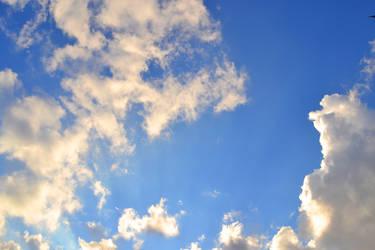 I love clouds by SweetKotori