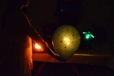 Magic Balloon by SweetKotori