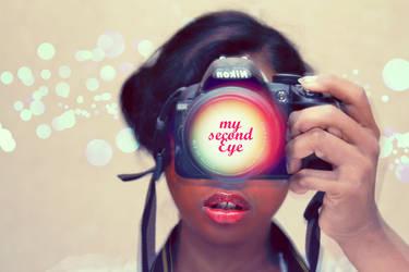 Me second eye by SweetKotori