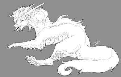 Isha Dragon