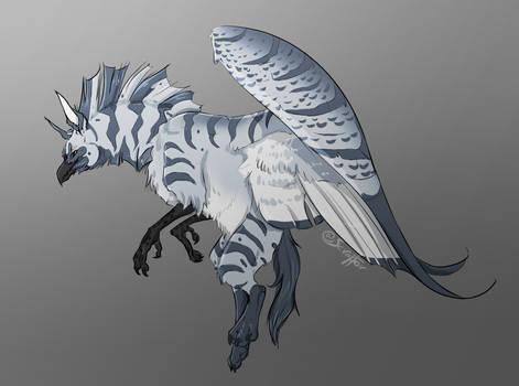 Striped Hyena Griffin