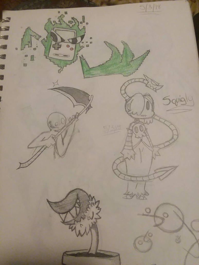 sketch page #8 by jellykens