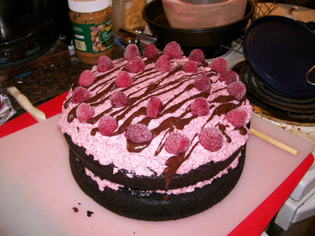 my brother's birthday cake by cowgirlscholar