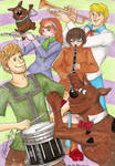 Scooby Doo Band