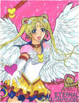 Eternal Sailor Moon.
