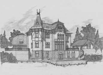 House #5 by Raumwerk