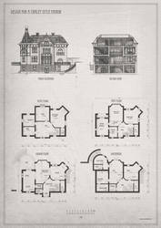 House #5 plans by Raumwerk